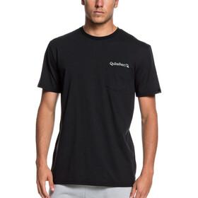 Quiksilver Art Tickle Pocket T-paita Miehet, black